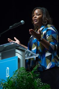 Keisha Gibson, MD, MPH (Photo by Brian Strickland)
