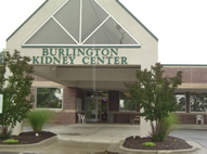 FMC Burlington Kidney Center